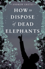 How to Dispose of Dead Elephants (Book Cover design)