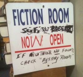Fiction Room (sign) (2)